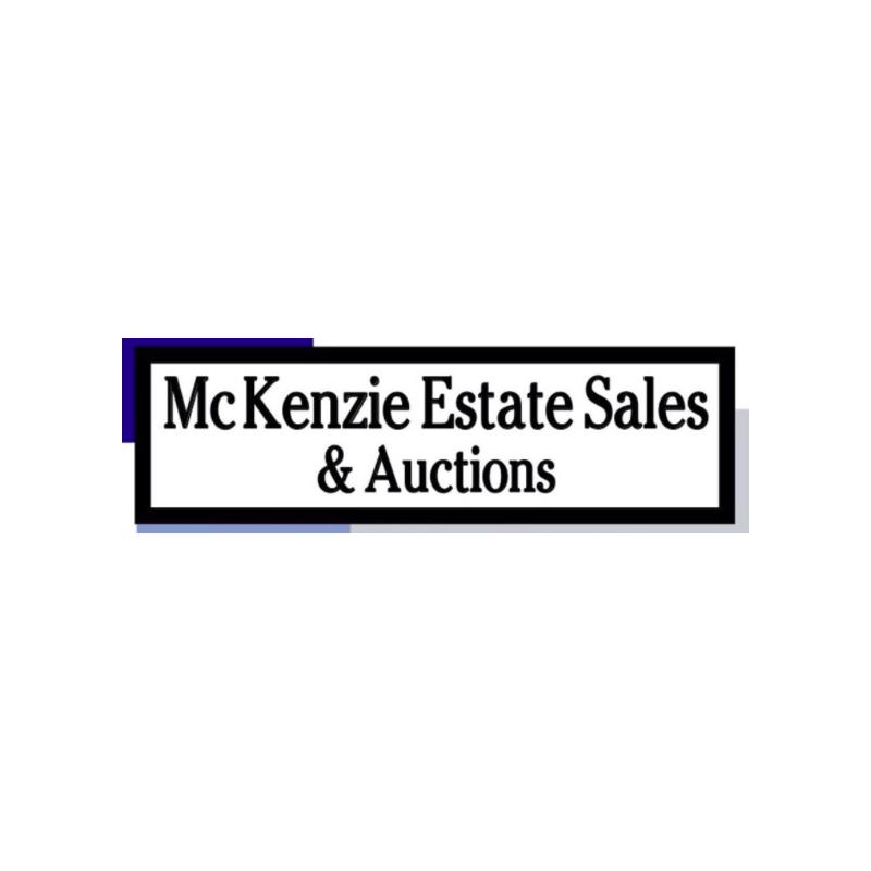 McKenzie Estate Sales & Auctions logo