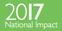 2017 national and local impact report