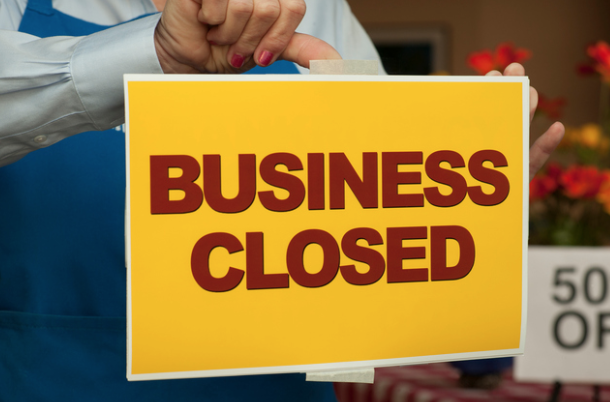 May 14: Closing Your Business - A Managed Approach