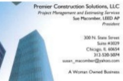 Premier Construction Solutions—Constructing a Thriving Business