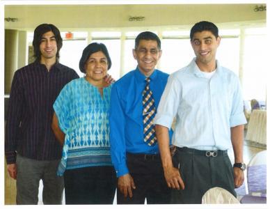 Shafaii Family