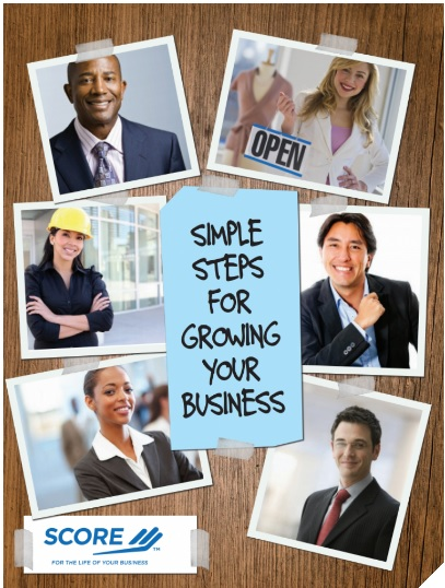 Simple Steps for Growing Your Business Workbook