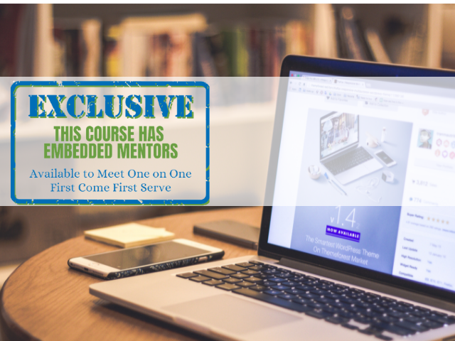 LIVE MENTOR AND LEARN: WIX Service Based and Ecommerce Based