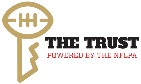 The Trust Powered by NLFPA logo
