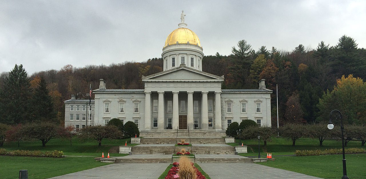 VT State House Montpelier