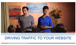 Drive Traffic to Your Website Video