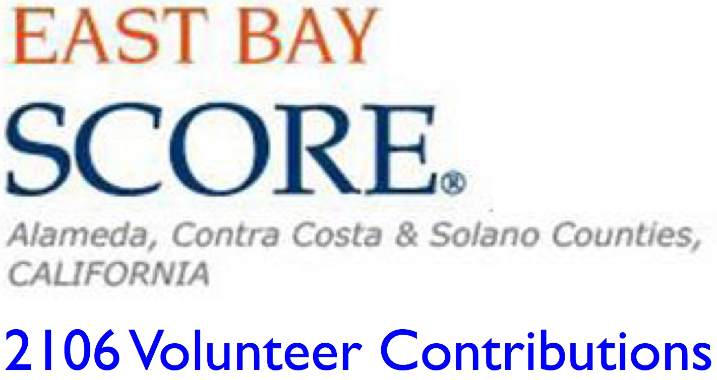 East Bay SCORE Volunteers