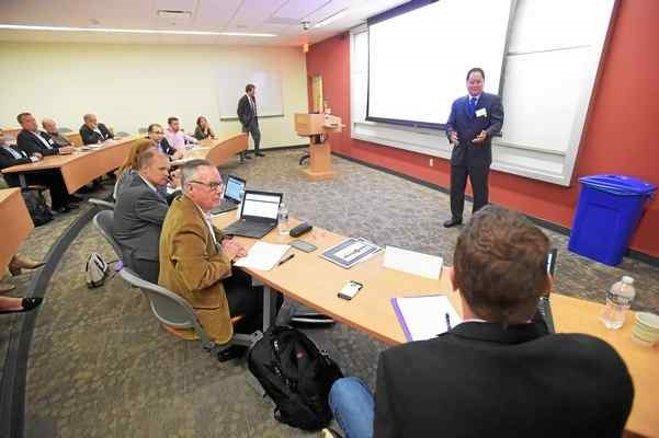 And the winner is ... WCU contest encourages entrepreneurs