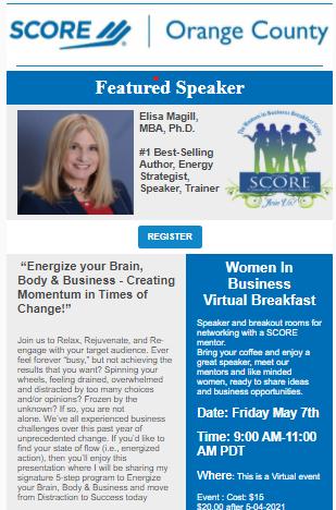 Women In Business Virtual Breakfast C0114