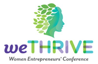 weTHRIVE   Women Entrepreneurs' Conference