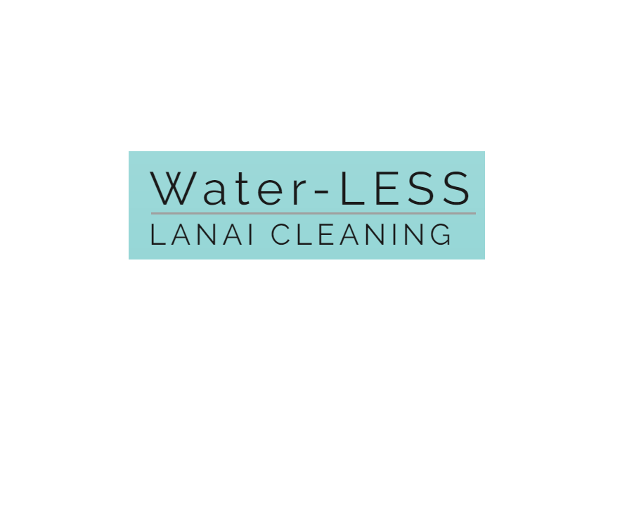 waterLESS Lanai Cleaning