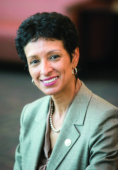 SCORE Advisory Council's, Aminta Breaux Named President of Bowie State University