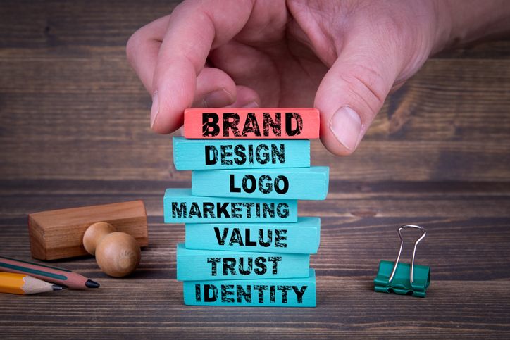 brand design logo marketing value trust identity