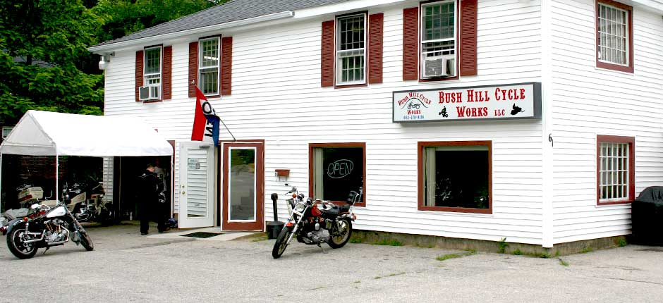 Bush Hill Motorcycles