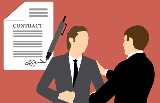 business contract
