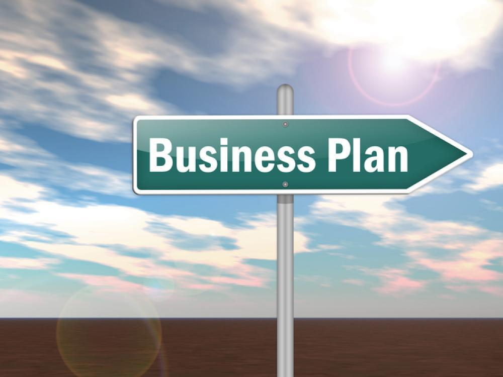 start up business plan template