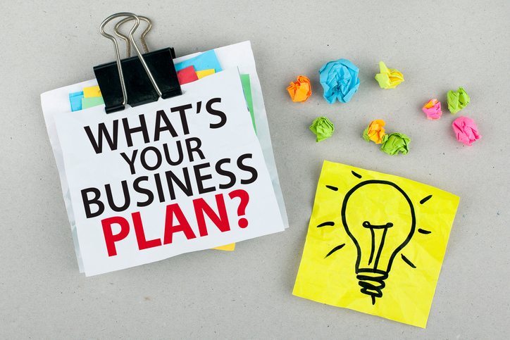 what's your business plan