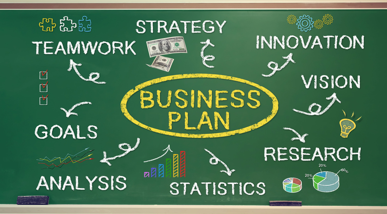 business plan template for an established business