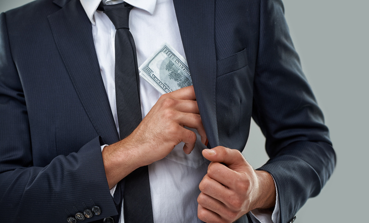 Is There an Embezzler in Your Company?