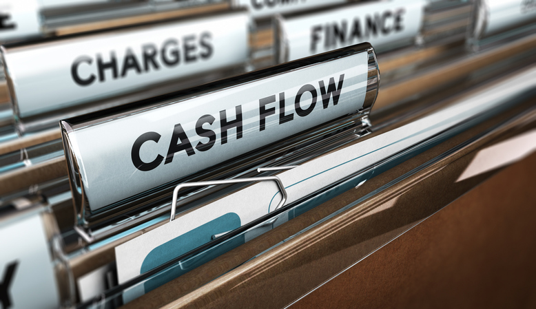 cash flow folder