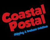 Coastal Postal Logo