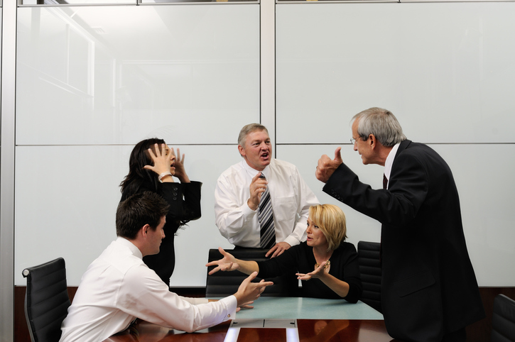 5 Keys to Resolving Workplace Conflicts