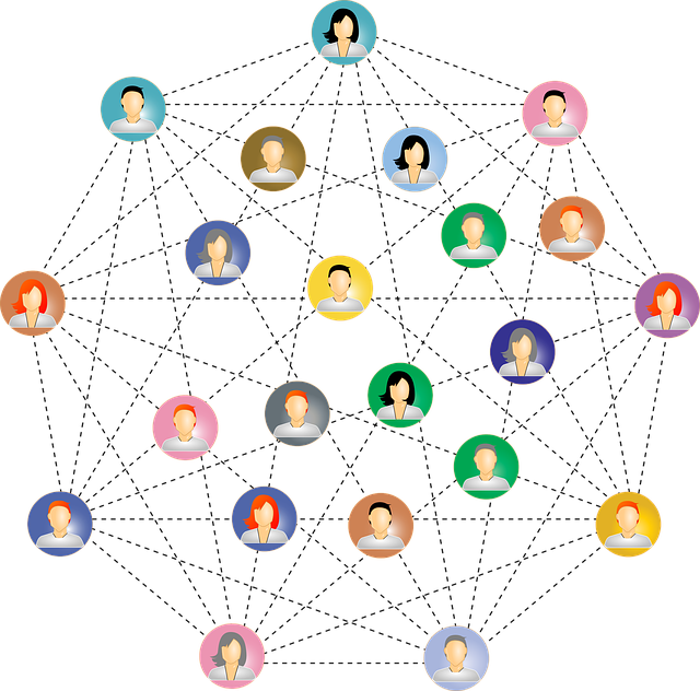 connections lead to social amplification