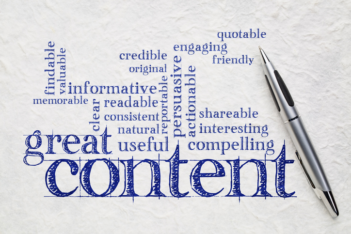 How to Create Great Web Content