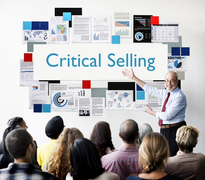 Critical Selling Skills for Small Business