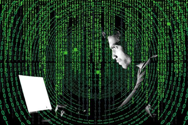hacker - cybercrime - cybersecurity