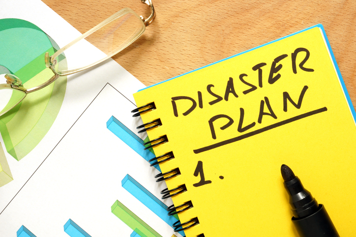 Planning for Disaster