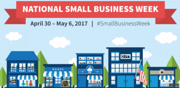 May 2 to May 4: National Small Business Week Webinar Series
