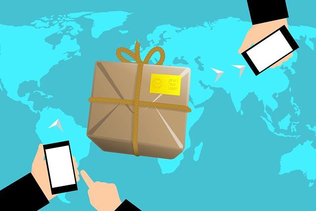 ecommerce global shipping logistics