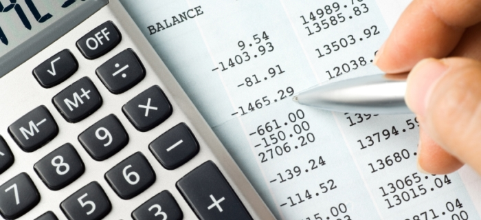 calculating financial statment