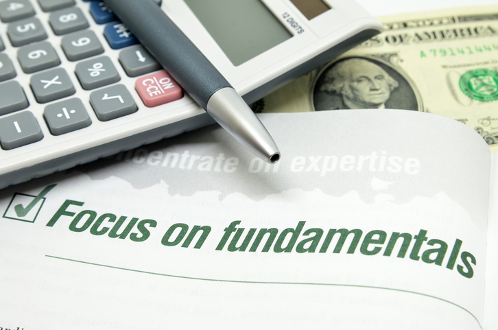 focus on fundamentals on money and finances