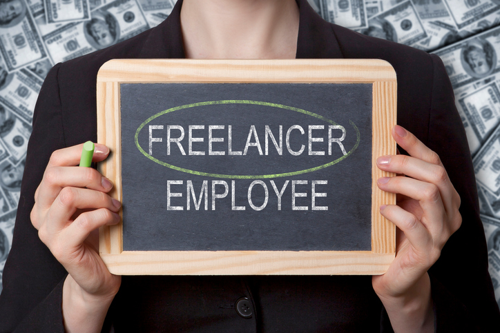 freelancer vs employee