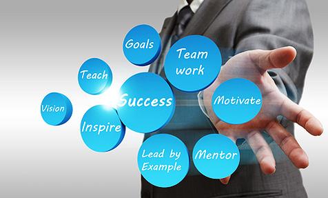 business - goals - change -framework