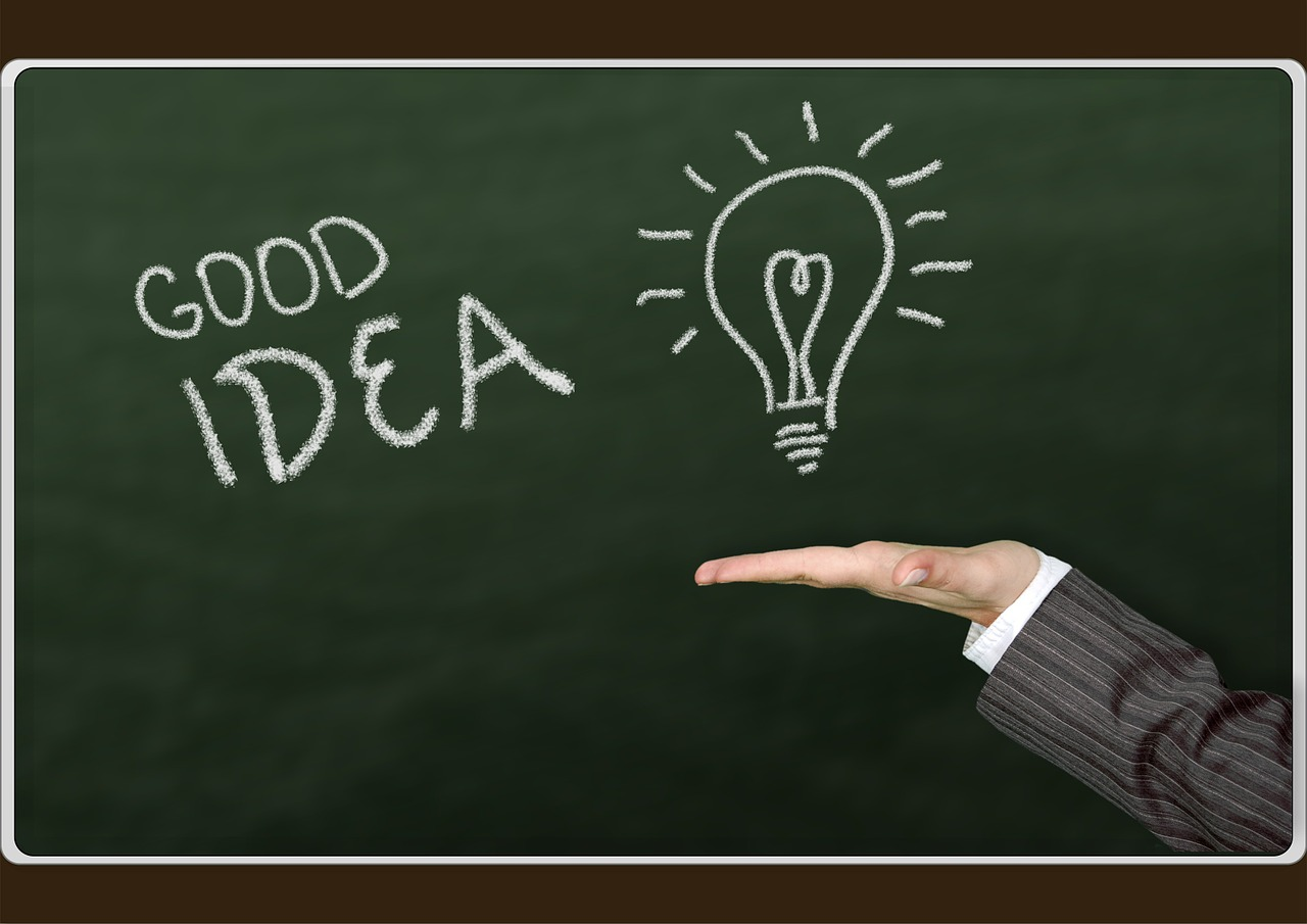 turning a good idea into a business the right way