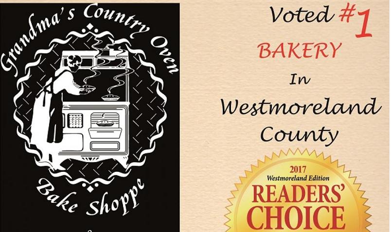 Grandma's Country Oven Bake Shoppe