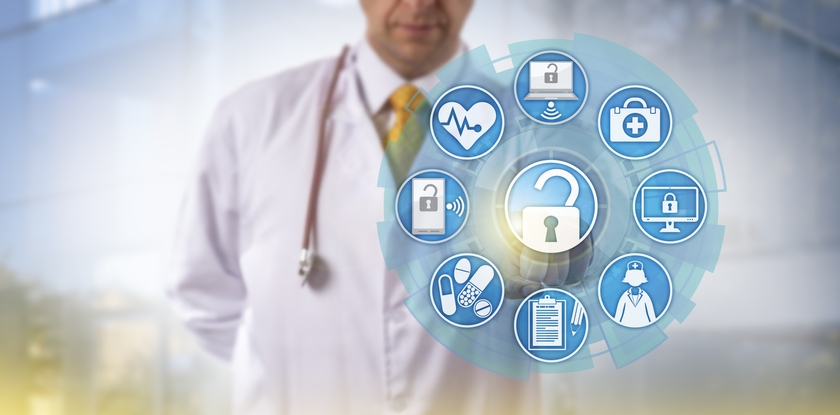 Data Security Tips for Small Healthcare Businesses and Organizations