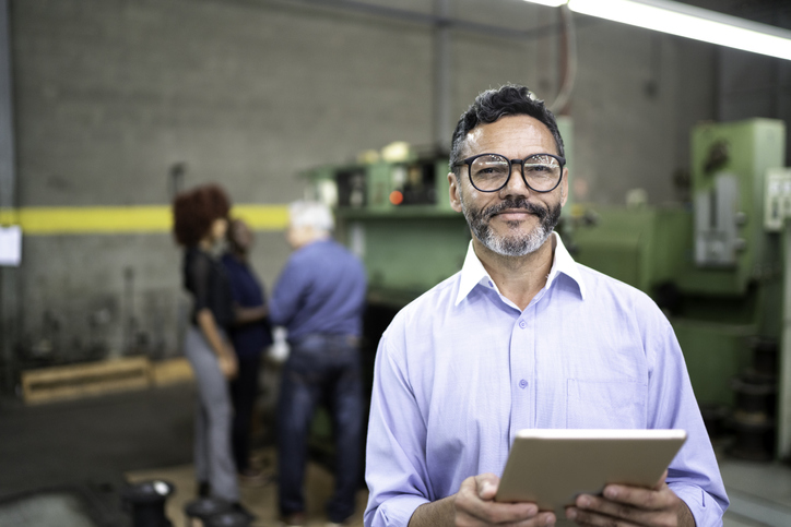Hispanic small business owner finding success