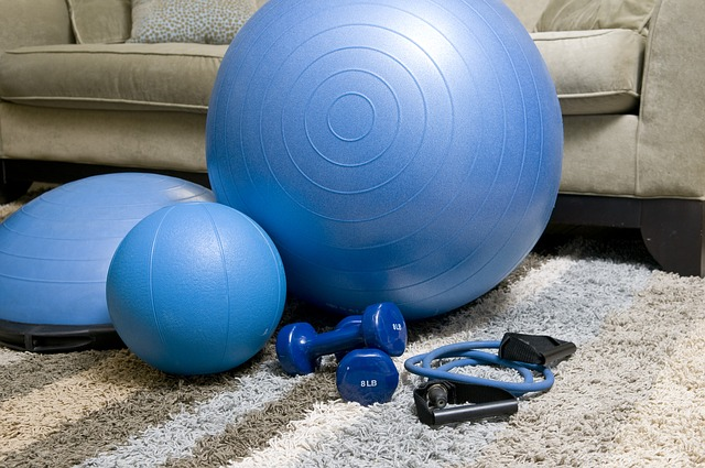 home fitness equipment to stay healthy
