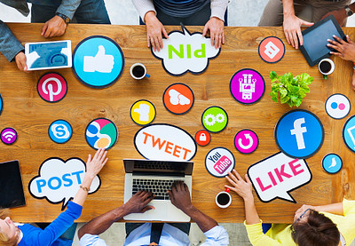 Marketing with Business Social Networks
