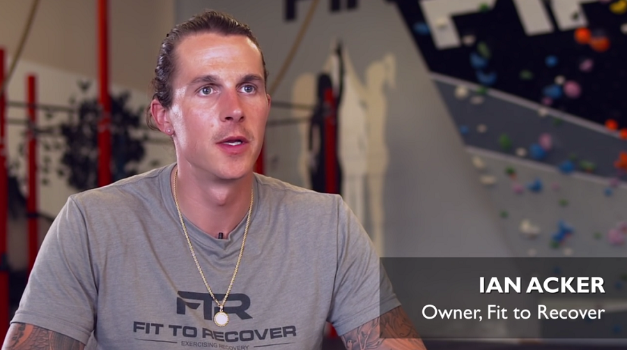 Podcast: Ian Acker, Owner of Fit to Recover