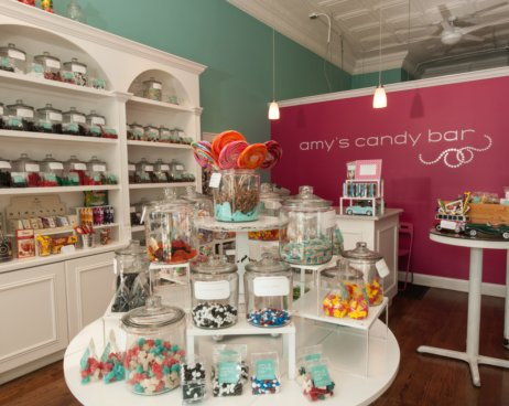 Amy's Candy Bar Success Story