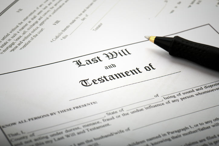 Drafting a Will: Estate Planning for Small Business Owners