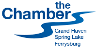 Grand Haven Spring Lake Ferrysburg Chamber of Commerce logo