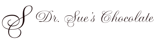 Dr. Sue's Chocolates (logo)