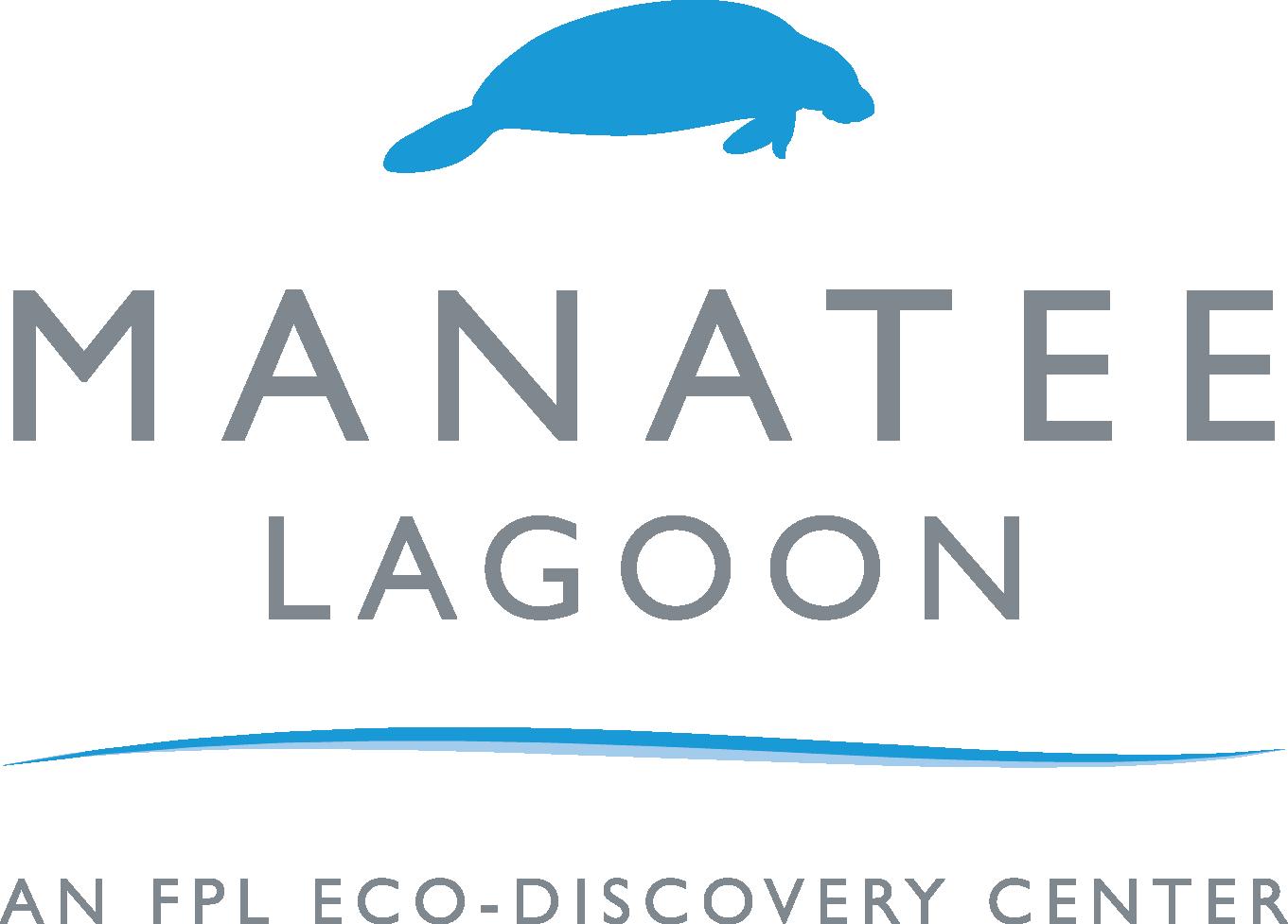 FPL Manatee Lagoon logo