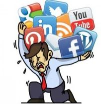 Why is Social Media so Overwhelming?